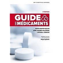 Guide des médicaments 4e deglin