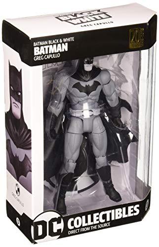 282cd53afb ... Entertainment Earth Batman Black and White Batman by Greg Capullo  Action Figure