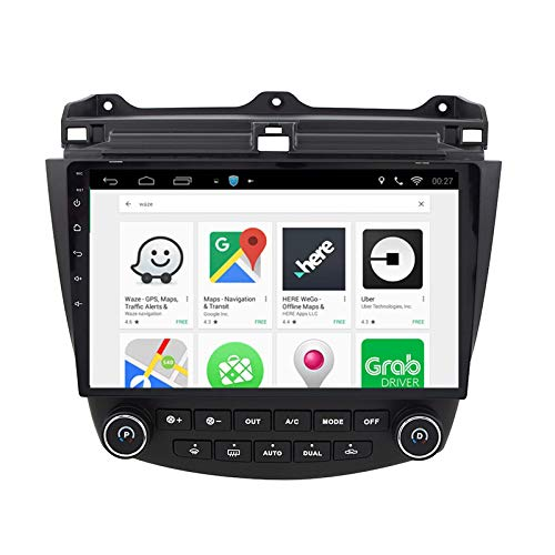 ChoGath 10.2 Inch 2G RAM Android 7.0 Car Audio GPS Navigation for Honda Accord 7 2003-2007 Head Unit with 1080P Video Bluetooth Mirror link RUY