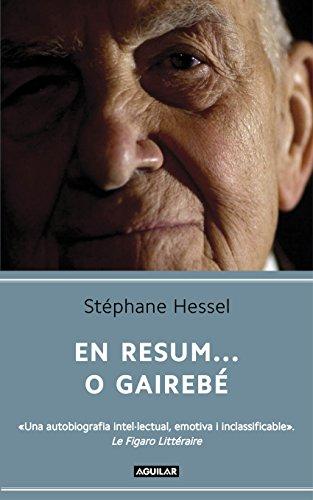 Descargar Libro En Resum ... O Gairebé Stéphane Hessel