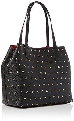 Versace black Black Ee1vrbbx1 Shoulder Jeans e70054 Women's Bag rawnf6rH