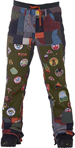 Burton L.A.M.B. Buju Cargo Snowboard Pants Womens