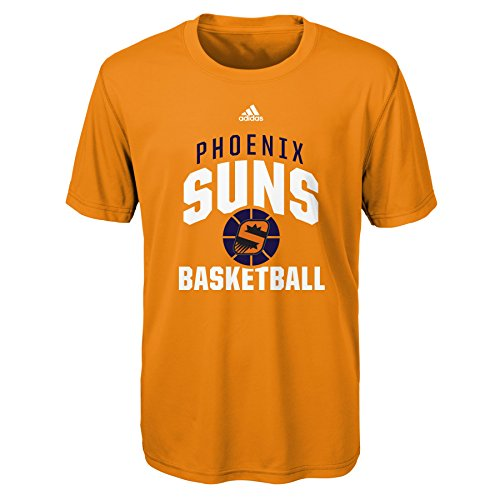 nce Short Sleeve Tee-Orange-M(10-12), Phoenix Suns ()
