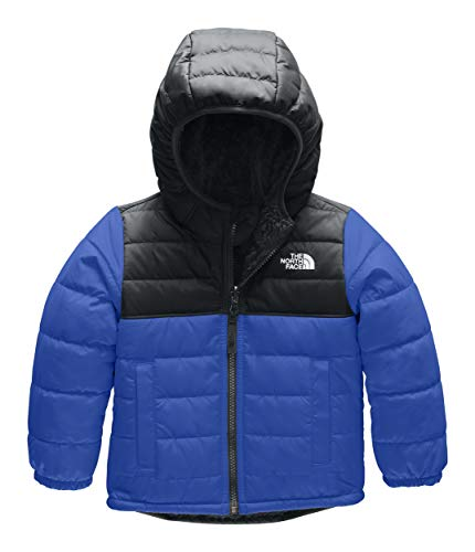 - The North Face Kids Baby Boy's Reversible Mount Chimborazo Hoodie (Toddler) TNF Blue 6T