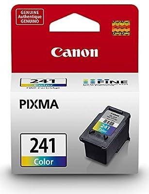 Canon CL-241 Color Ink Cartridge, Compatible to MG3620, MG3520,MG4220,MG3220,MG2220, MG4120,MG3120 and MG2120