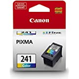 Canon CL-241 Color Ink Cartridge, Compatible to MG3620, MG3520,MG4220,MG3220,MG2220, MG4120,MG3120 and MG2120