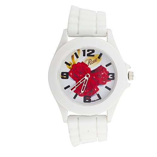 lux-accessories-white-red-rose-flower-face-rubber-strap-band-watch