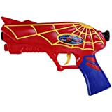 Vibgyor Vibes Super Hero Soft Bullets Gun With Foam - Multi Color
