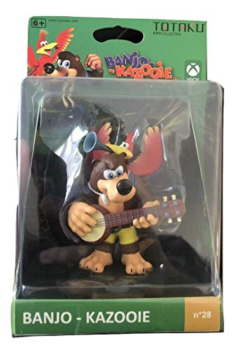 (Banjo kazooie totaku Toy Action Figure)