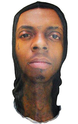 Beloved Shirts Lil Wayne Mask - Lil Wayne Costume
