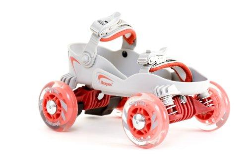 SKORPIES™ Kids Skates - Red / -