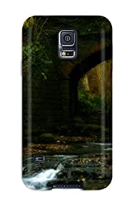 High Quality Shock Absorbing Case For Galaxy S5-bridge