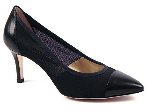 MELLUSO - Zapatos de vestir para mujer azul turquesa 36.5 azul oscuro