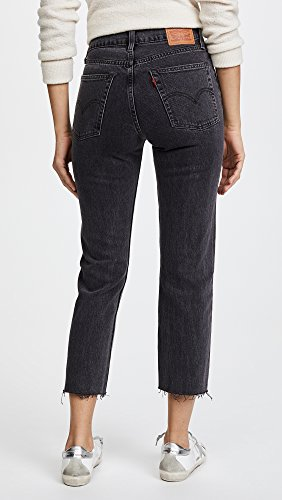Levi's Women's Wedgie Straight Jeans, That Girl, 24 by Levi's (Image #4)