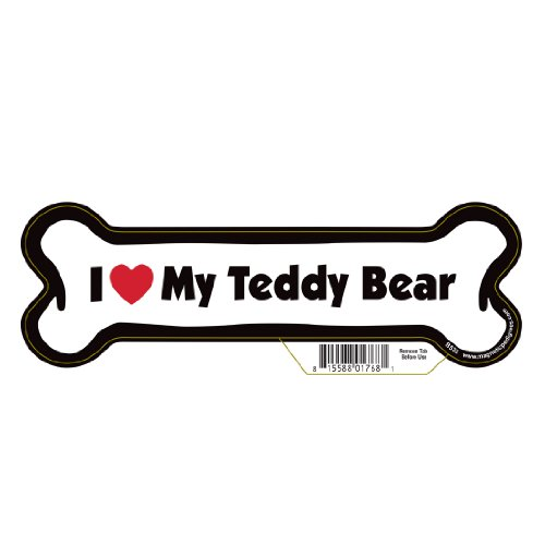 Pet Gifts USA Teddy Bear Dog Bone -
