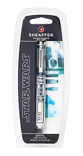 Price comparison product image Sheaffer Star Wars R2-D2 Pop Rollerball Pen in Retail Packaging (E1920951S)