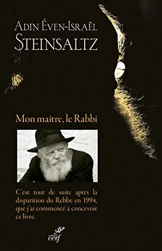Amazon Com Mon Maitre Le Rabbi French Edition Ebook