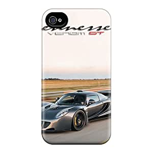 Flexible Tpu Back Cases Covers For Iphone 6 - Hennessey Venom Gt