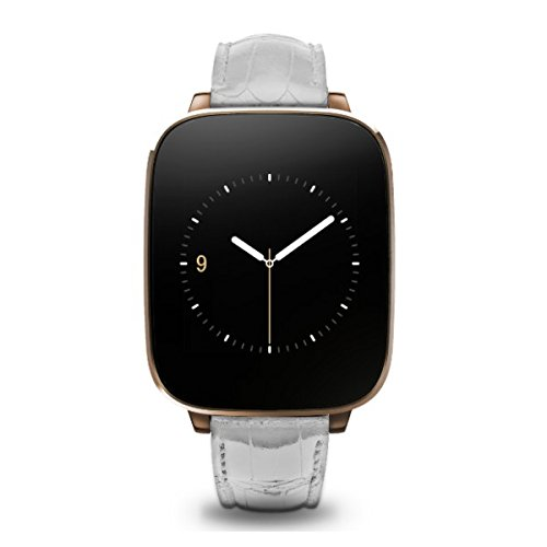 Jedy Bluetooth Smart Watch Sync to Ios Android Phone Black and White Color