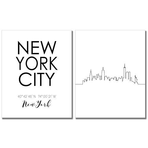 new york city wall border - 1