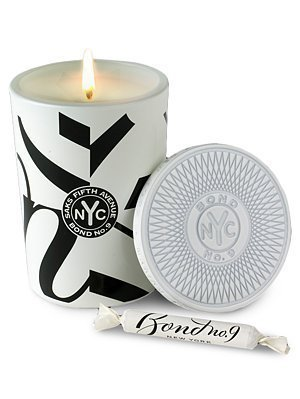 Bond No. 9 New York Saks Fifth Avenue For Her DNA Candle