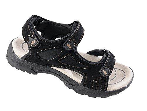 Lico bermuda v sommerschuh chaussures de trekking sandales pour femme noir taille 37