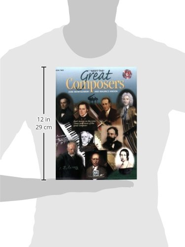 Meet the Great Composers, Book 2: Maurice Hinson, June Montgomery ...