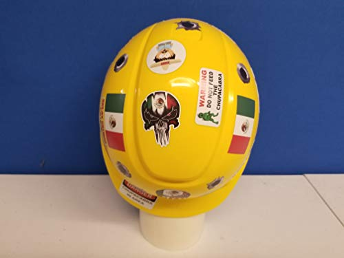 56 pack of Mexican American Edition Crude Humor Hilarious Hard Hat Prank Decal Joke Sticker Funny Laugh Construction LOL by Decals by Haley (Image #4)