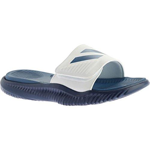 腐敗したカポックモールス信号(アディダス) adidas メンズ シューズ?靴 サンダル AlphaBOUNCE Slide [並行輸入品]