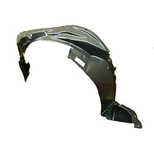 CPP TO1250123 Left Fender Splash Shield for 07-14 Toyota FJ Cruiser