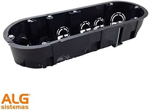 Solera serie metalbox - Caja empotrar 6e tubo diámetro 20 4e tubo ...