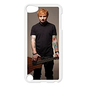 iPod Touch 5 Case White Ed Sheeran zwrx