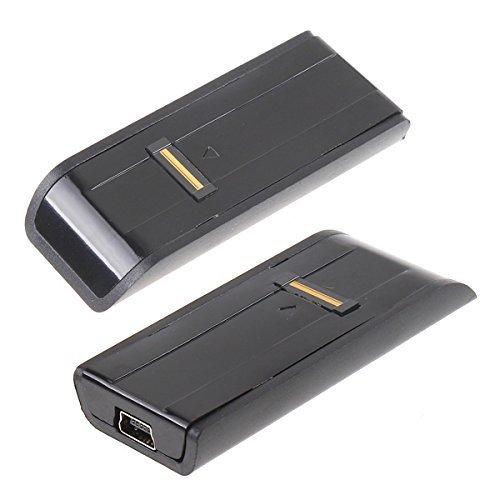 TOOGOO(R) Security USB Biometric Fingerprint Reader Password Lock for Laptop PC Black