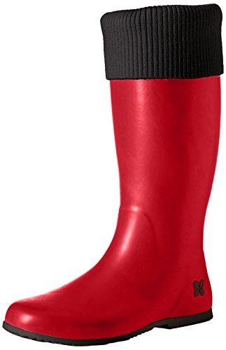 Red Black Satin Red Ballet Twists Butterfly Women's Pumps Small Pxtn8z6fqw