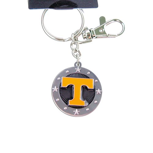 Tennessee Volunteers Ncaa Key Ring - NCAA Tennessee Volunteers Impact Keychain