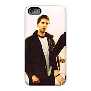 AnnaDubois Iphone 6 Scratch Protection Mobile Cases Custom HD Three Days Grace Pattern [qgb17982Fihm]
