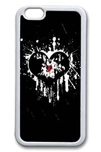 Cool Graffiti Love Slim Soft For Iphone 6Plus 5.5Inch Case Cover Case Hard shell White Cases