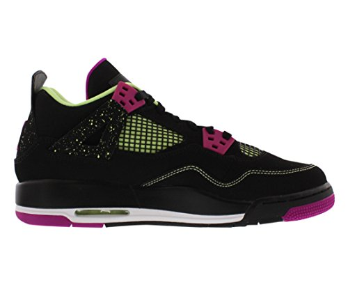 Nike Air Jordan 4 Retro 30th Gg (gs) Fuchsia - 705344-027