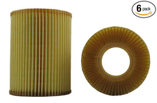 08-10 07-10 for LAND ROVER LR2 3.2L Pentius PCB10415-6PK UltraFLOW Cartridge Oil Filter, 08-10 S80 3.2L VOLVO S80 3.0L TT 07-10 V70 3.2L 08-10 XC70 3.2L XC70 3.0L TT Pack of 6 09-10 09-10 XC60 3.2L