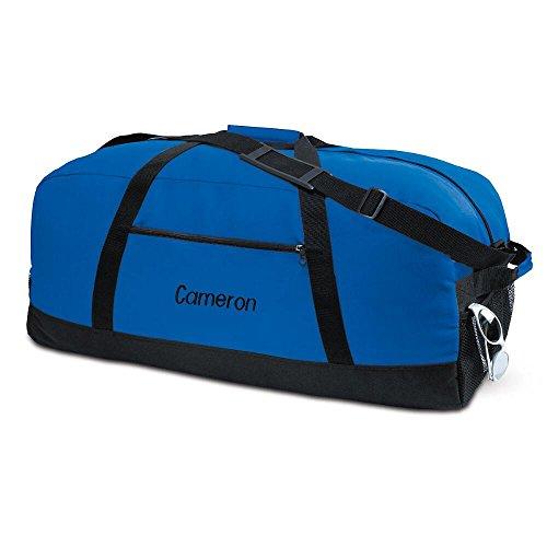 Lillian Vernon Personalized Kids Duffel Bag Boys Sports Bag- (11