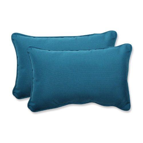Pillow Perfect Rectangular Sunbrella Spectrum
