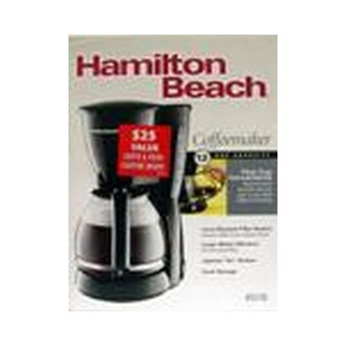 Hamilton Beach Coffee Maker (Pack Of 4)