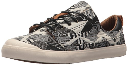 Varies Black Rust Trainers Reef Girls Walled Women's Ikat OwqyCZa