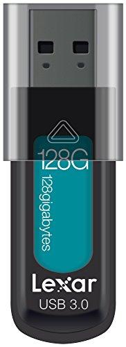 Lexar JumpDrive S57 128GB USB 3.0 Flash Drive - LJDS57-128ABNL (Teal)