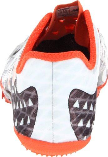 New Balance–para hombre zapatos de 400 Light Grey With Orange & White
