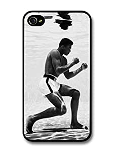 Muhammad Ali Boxer Champion Underwater case for iPhone 4 4S A4267