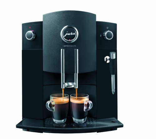 jura impressa c5 fully automatic coffee center piano black 13531 coffee store. Black Bedroom Furniture Sets. Home Design Ideas