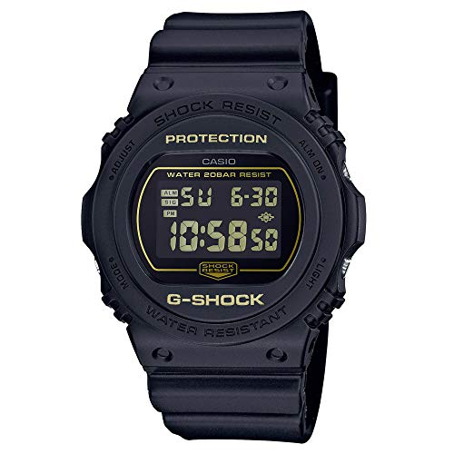 Casio G-Shock Men's DW5700BBM Shock Resistant Digital Watch