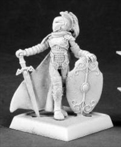 Reaper Miniatures 60025 Pathfinder Series Gray Maiden Miniature