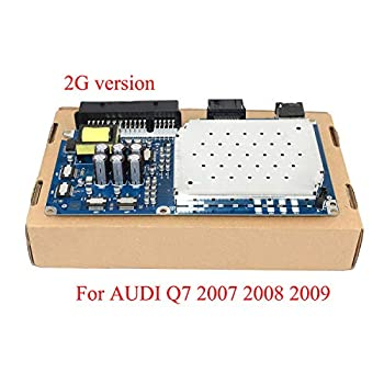 Image of 2G Amp Main Amplifier Circuit Board 4L0035223D For AUDI Q7 2007 2008 2009 Replace # 4L0 035 223 D / 4L0 035 223 A E P G Amplifier Installation